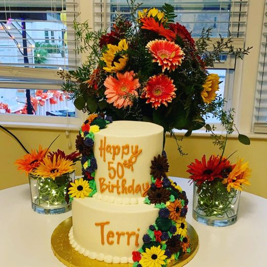 Terry's 50th