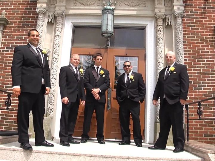 Tmx 1422925730910 4 Grooms Men North Dartmouth wedding videography