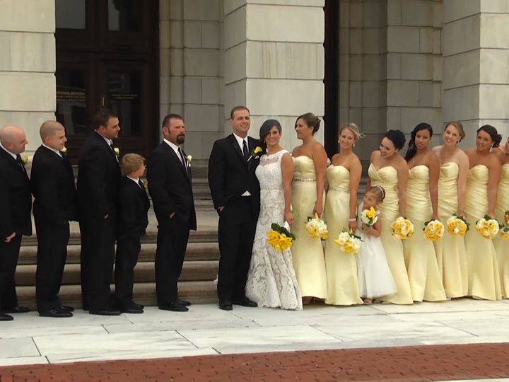 Tmx 1422925756438 10 Wedding Party North Dartmouth wedding videography