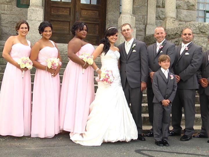 Tmx 1422926095514 8 Wedding Party North Dartmouth wedding videography