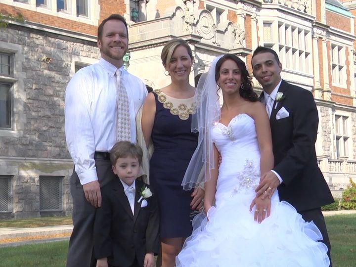 Tmx 1422926331654 8 Friends North Dartmouth wedding videography