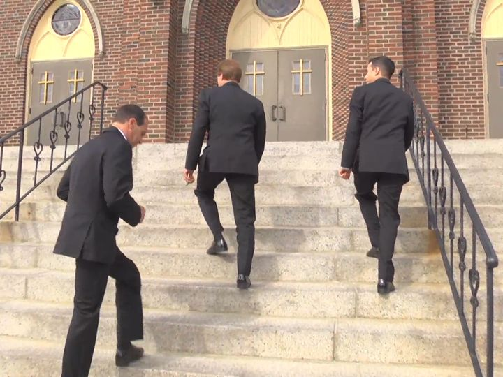 Tmx 1422926362580 1 Stairs North Dartmouth wedding videography