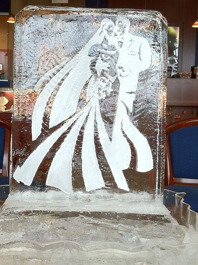 Wedding carving