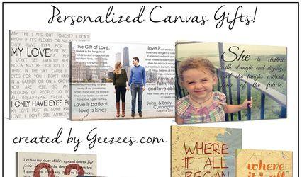 Geezees Custom Canvas