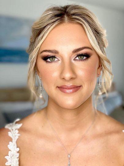 Pensacola Beach Bride