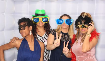 Shooting Stars Photo Booth 1
