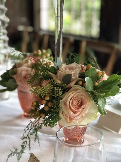 Blooms in hand florals