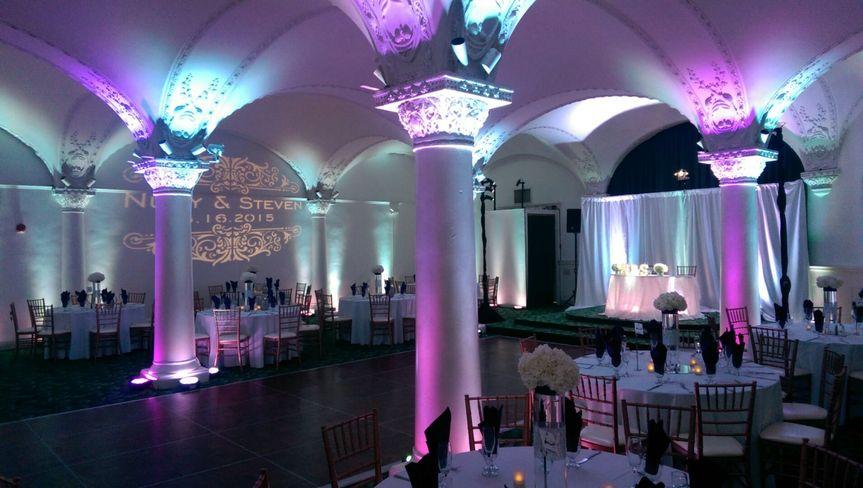 The Romanesque Room