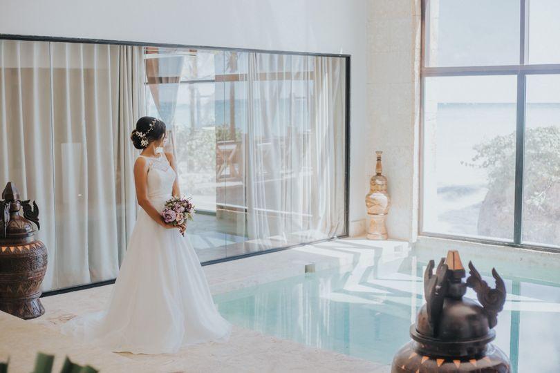 Breath taking Wedding Suite