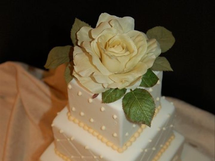 Tmx 1281052067658 YellowCake01 Ramona, CA wedding cake