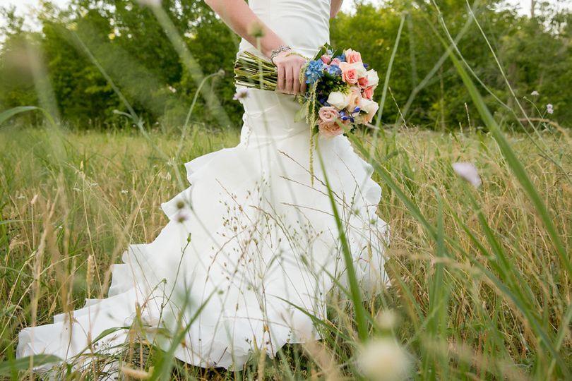 julie bridals 156