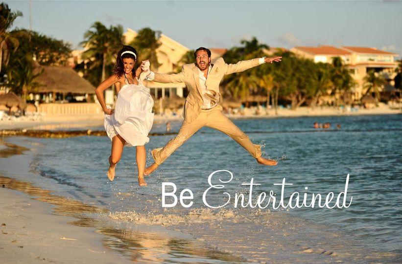 Wedding in the Caribbean