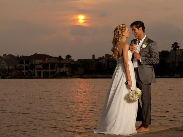 Tmx 1444235107845 Bg On Beach At Sunset Stock Photo Horseshoe Bay, TX wedding venue