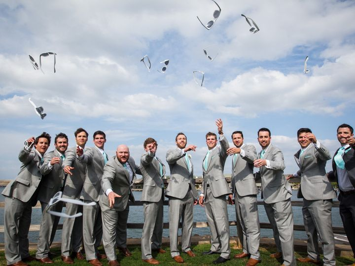 Tmx 1444235602959 Groomsmen Tossing Sunglasses Gdonihoo Horseshoe Bay, TX wedding venue