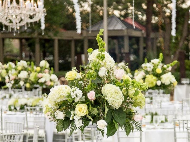 Tmx 1444235768418 Lily Lawn Chandelier Setup Horseshoe Bay, TX wedding venue