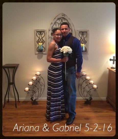 ariana gabriel 2