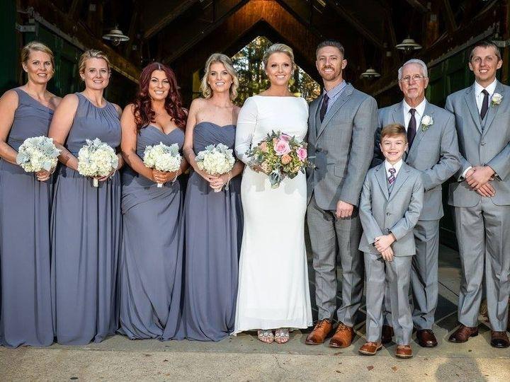 Tmx 1453139091983 Woodruff Wedding2 Pineville, NC wedding beauty