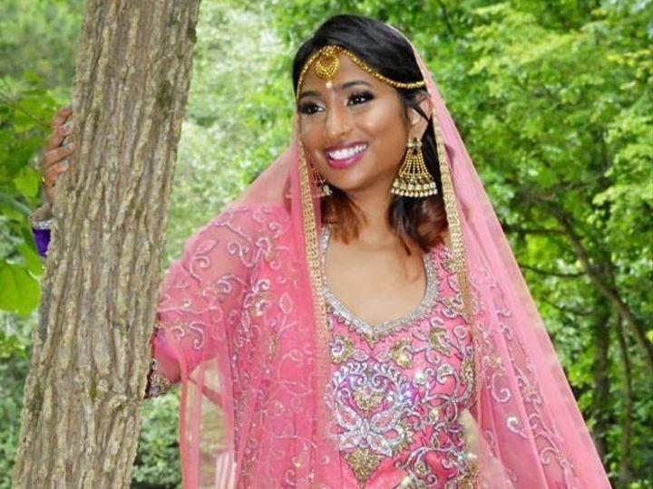 Tmx 1466535122344 Nupur Bridal Pineville, NC wedding beauty