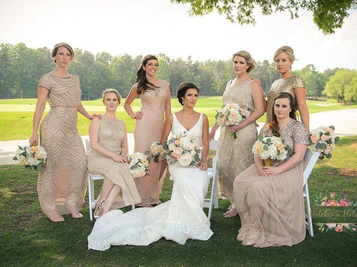 Tmx 1496625793619 Wed4 Pineville, NC wedding beauty