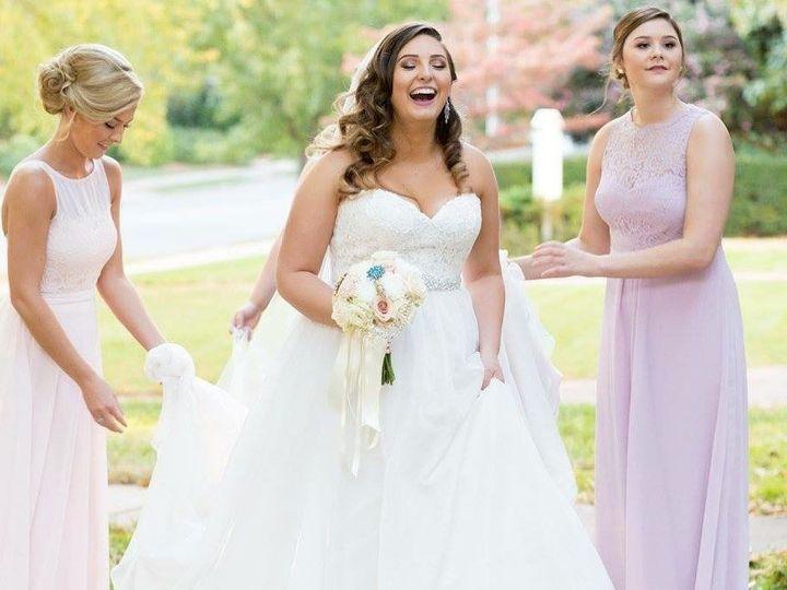 Tmx 1512783917947 Hannahwedding 2017 Pineville, NC wedding beauty