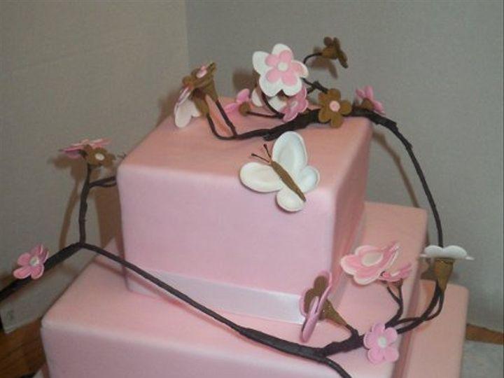 Tmx 1253675156692 1006887 Garner wedding cake