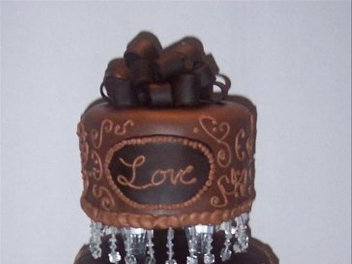 Tmx 1253675201739 1006651 Garner wedding cake