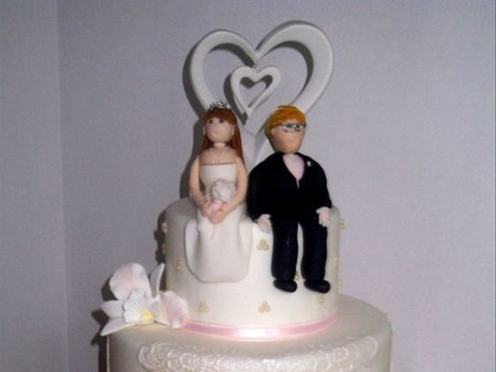Tmx 1253675241052 1006769 Garner wedding cake