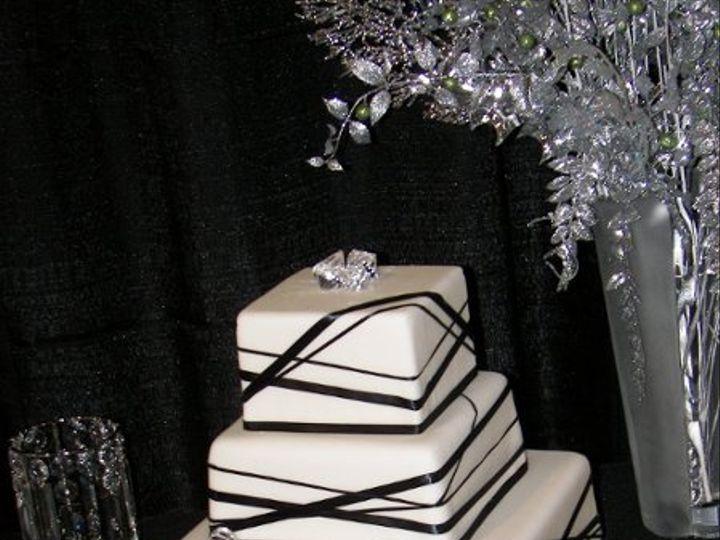Tmx 1263688194280 1006018 Garner wedding cake