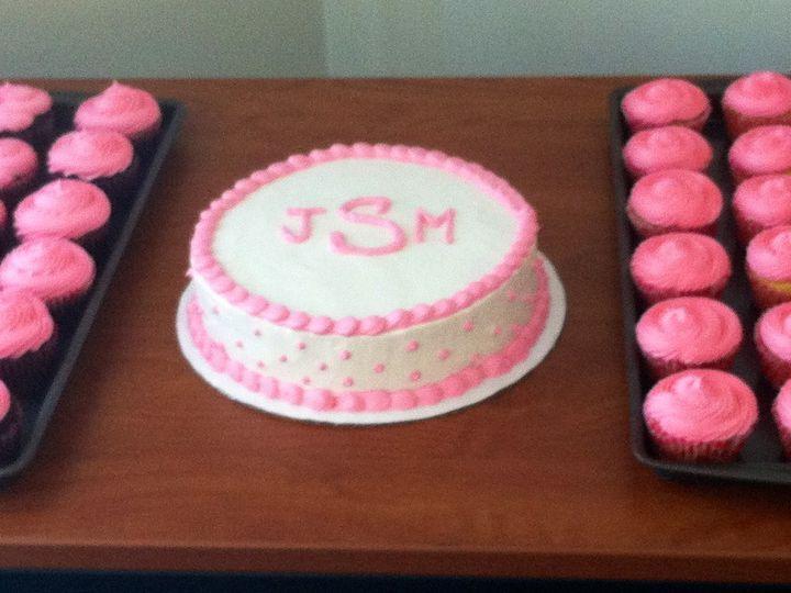 Tmx 1395248796569 Img329 Delmar wedding cake