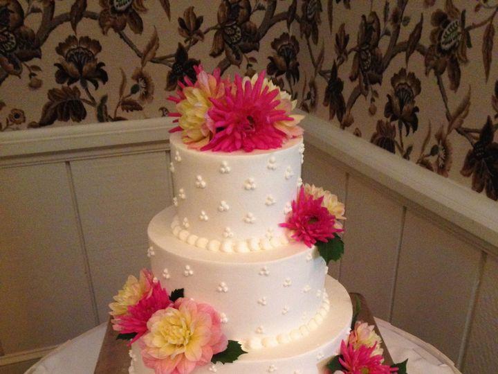 Tmx 1395248837622 Img542 Delmar wedding cake