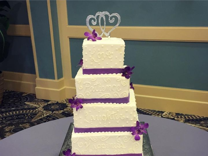 Tmx 1422213052876 W6 Delmar wedding cake