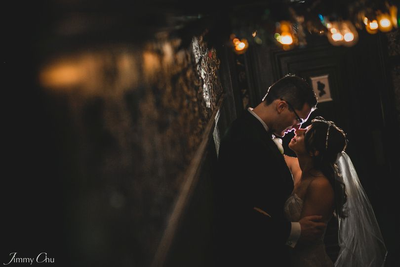 Low Light Wedding