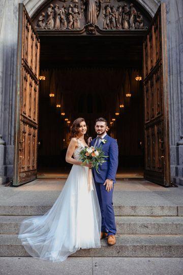 New York wedding