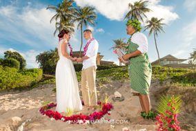 Maui Wedding 808