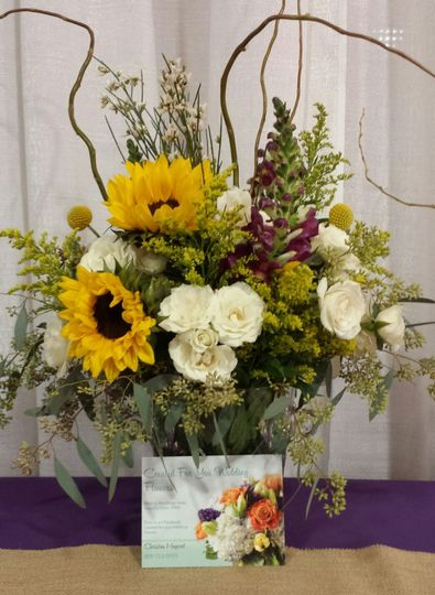 Flowers for the Wedding Expo