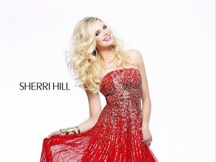 Tmx 1347469807983 Sherrihill830004 Casselberry wedding dress