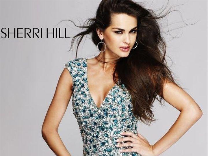 Tmx 1347470281455 Sherrihill375103 Casselberry wedding dress