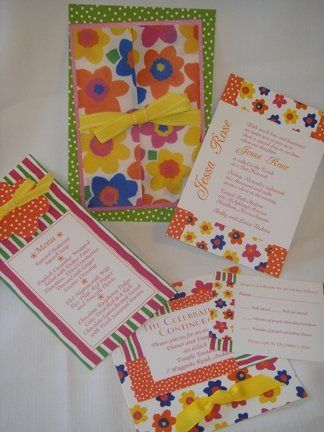 For eight years, we've been creating Award Winning invitations and accessories for all kinds of...