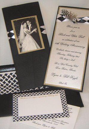Tmx 1222814569321 FOGGLEANNIVERSARY Natick wedding invitation