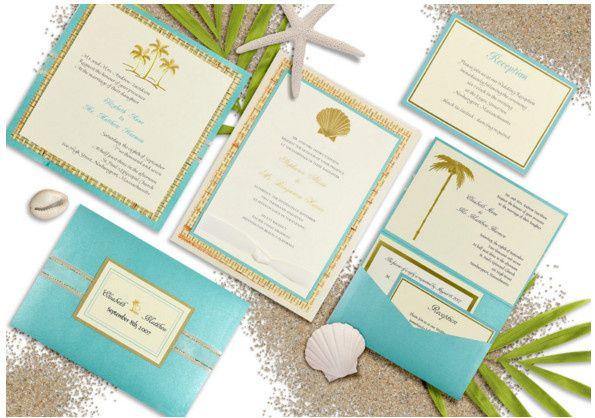 Tmx 1477753983822 Beach Wedding Natick wedding invitation