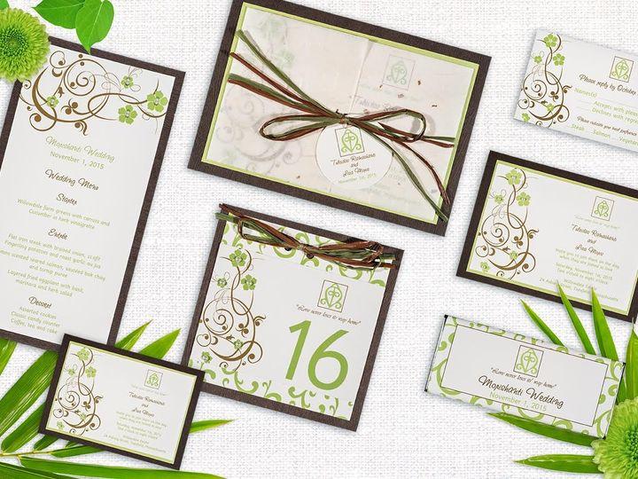Tmx 1479859370256 Morishanti Suite Natick wedding invitation