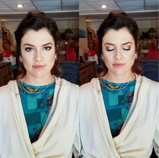Makeup-ready