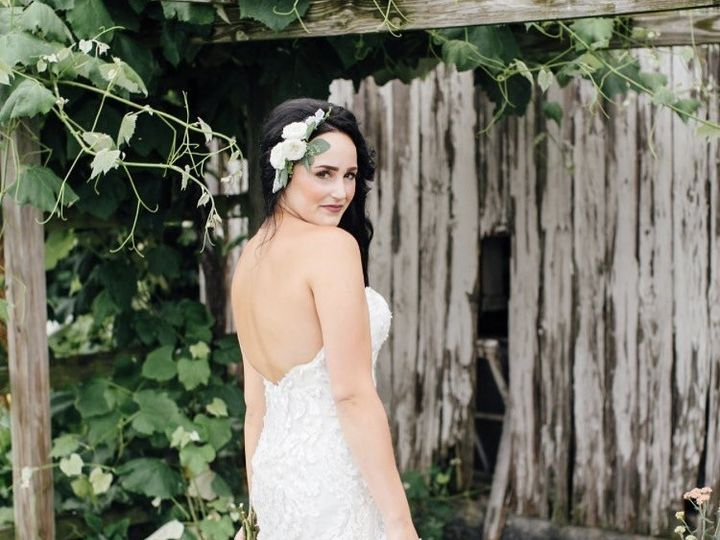 Tmx 1510927453296 Fullsizerender 19 Newtown wedding beauty