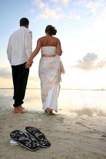 Fort myers Beach, Florida wedding