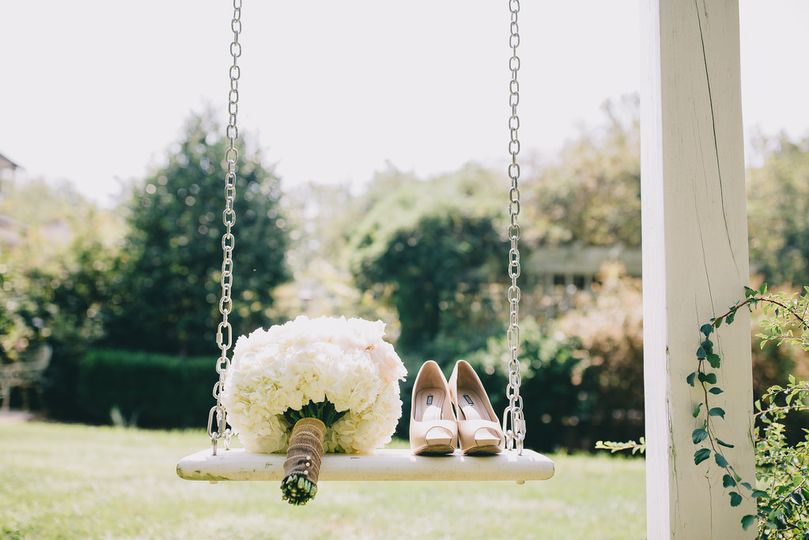 Wedding at Johnson Carriage