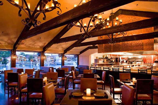 Sol Mexican Restaurant In Newport Beach