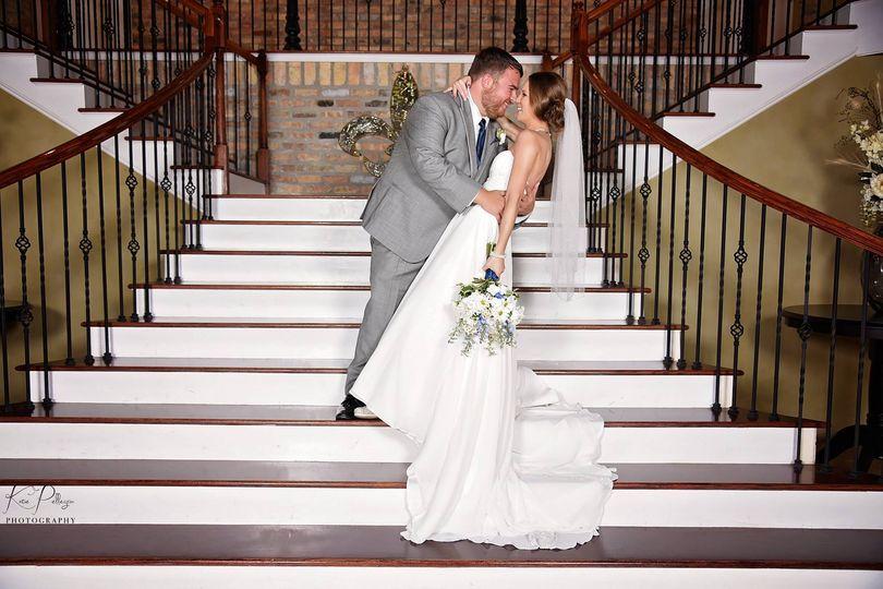 Fluer De lis Center Wedding