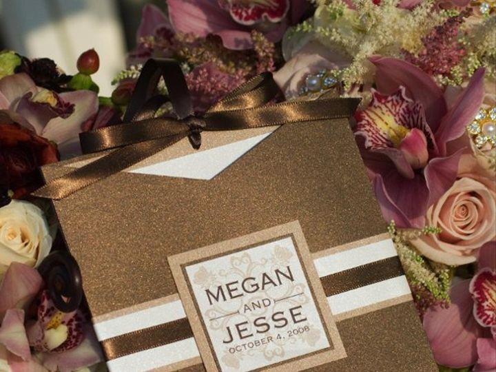 Tmx 1239295211906 Programpic Jackson, New Jersey wedding invitation