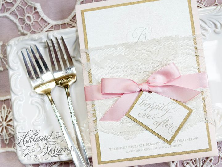 Tmx 1452799866439 Wwinvite13 Jackson, New Jersey wedding invitation