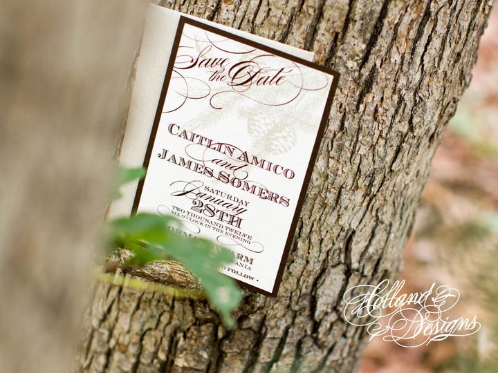 Tmx 1452800407444 Wwinvite18 Jackson, New Jersey wedding invitation